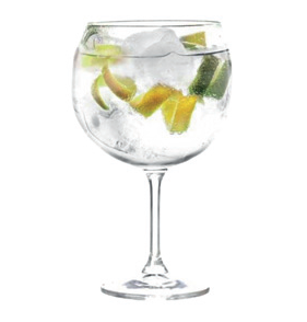 VERRE GIN TONIC 62CL 6P
