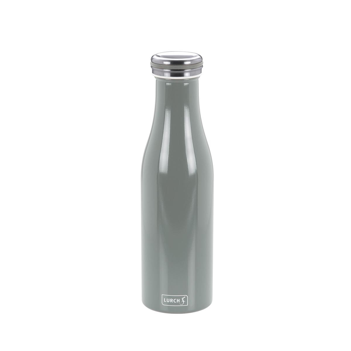 BOUTEILLE ISOTHERME GREY 500ML