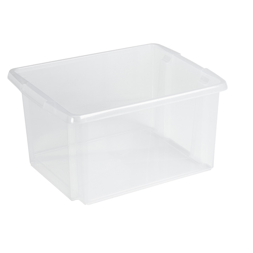 BOX 32LTR TRANSPARENT