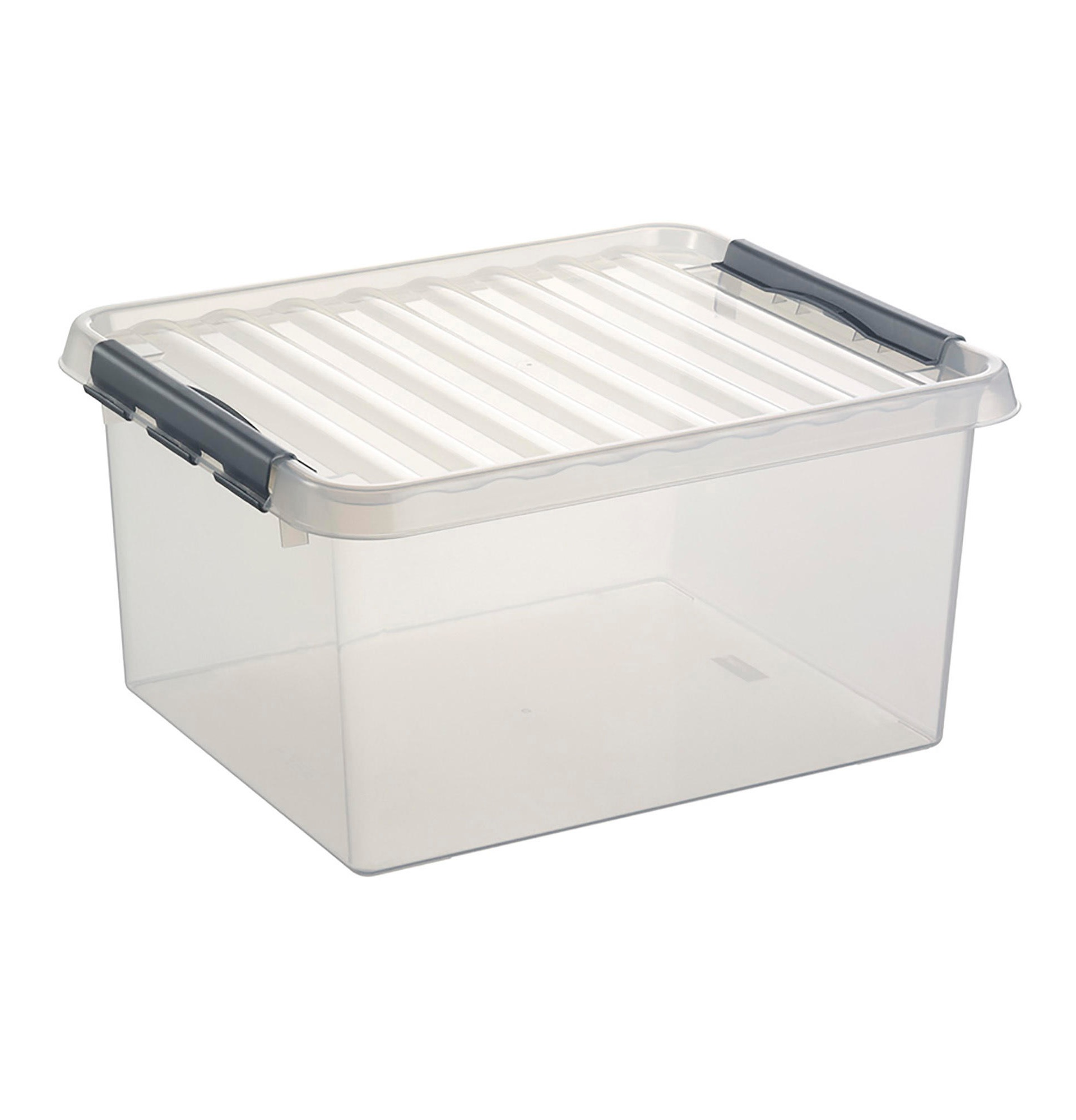 BOX Q LINE 36L TRANSPARENT